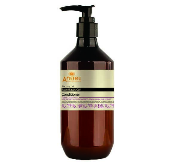 Angel Rose Elastic Curl Conditioner 400ml Hair Products New