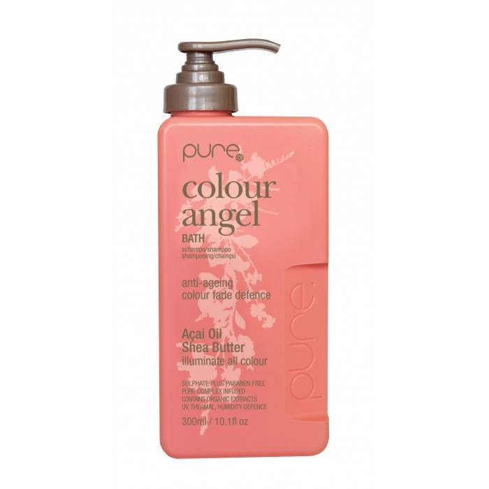 Pure Colour Angel Bath 300ml Hair Products New Zealand Nation