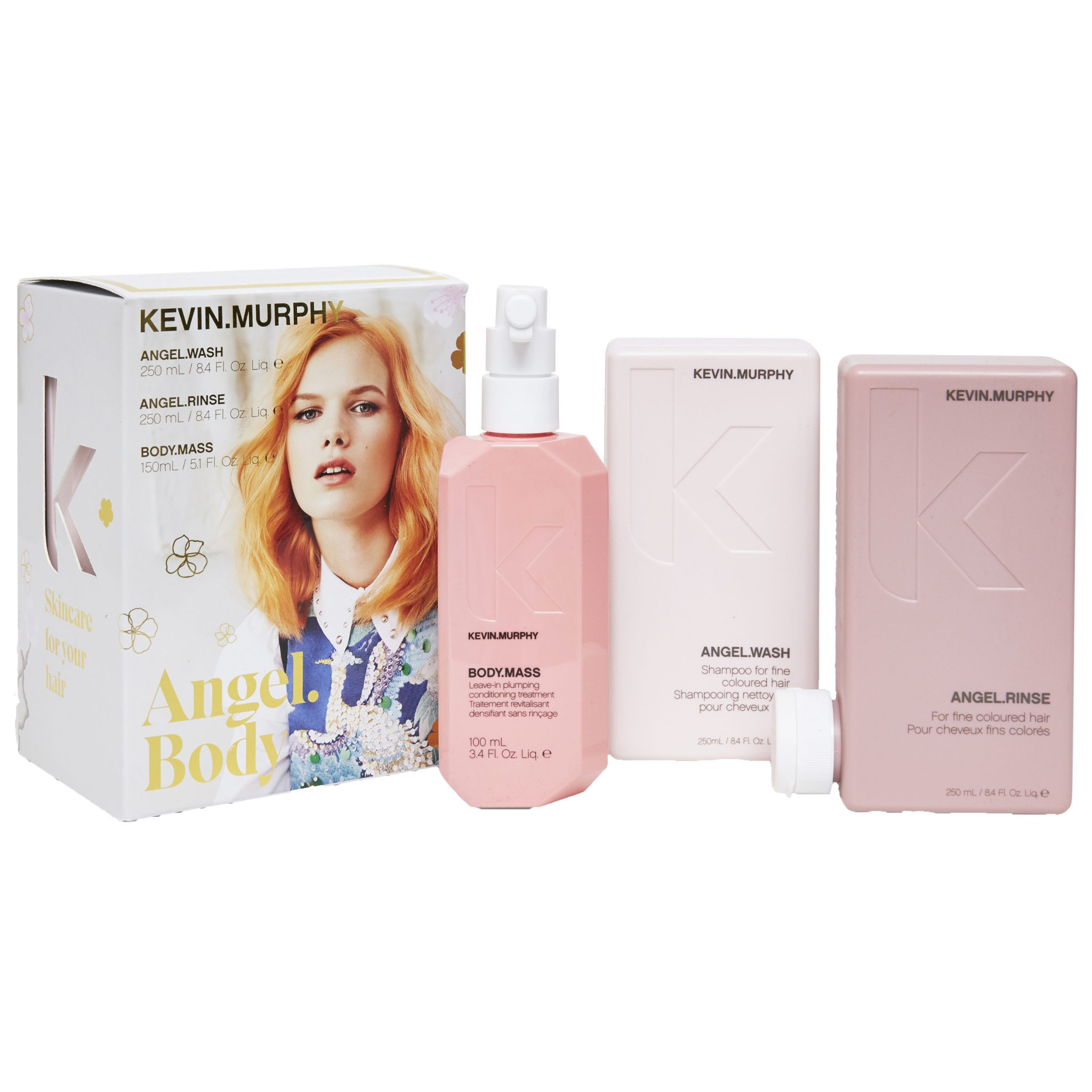 Kevin Murphy Angel Body Trio Hair Products New Zealand Nation